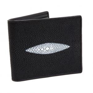 Stingray Skin Bi-Fold Wallet