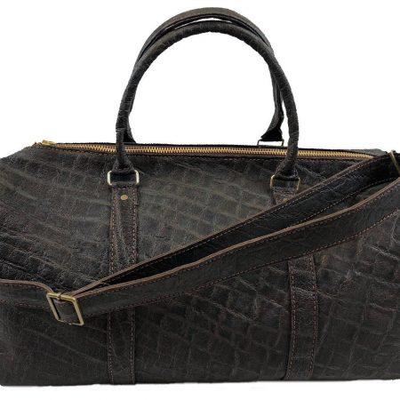 Elephant Hide Duffel Bag