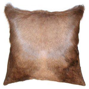 Blesbok Skin Pillow